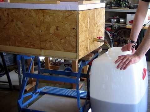 l uter drainage aus kupferrohr besser bier brauen. Black Bedroom Furniture Sets. Home Design Ideas